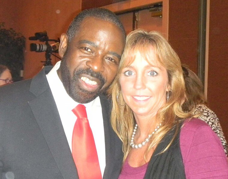 Christie & Les Brown