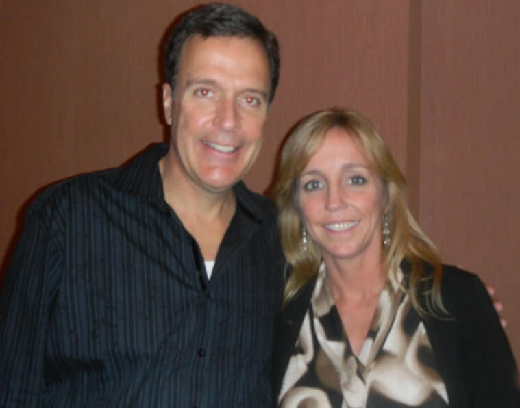 Christie & Mark Sanborn