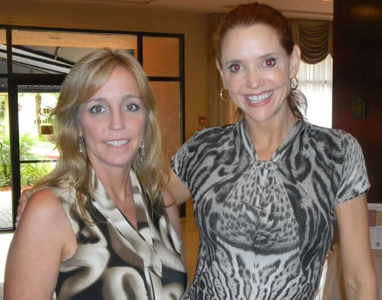 Christie & Sally Hogshead