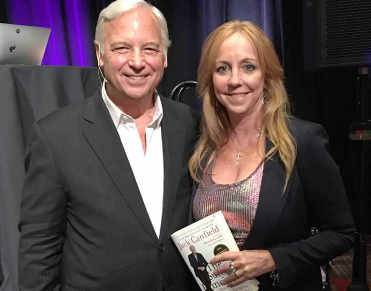 Christie & Jack Canfield
